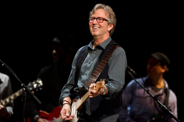 Eric Clapton, maître inconsteté de la guitare